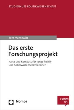Abbildung von Mannewitz | Das erste Forschungsprojekt | 2020 | Karte und Kompass für junge Po...