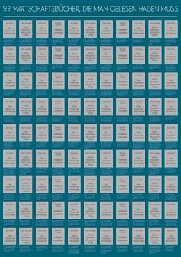 Abbildung von 99 Wirtschaftsbücher, die man gelesen haben muss | 1. Auflage | 2020 | beck-shop.de