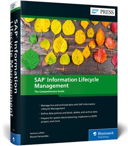 Abbildung von Luther / Fernandes | SAP Information Lifecycle Management | 1. Auflage | 2020 | beck-shop.de