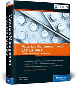 Abbildung von Akhtar / Murray | Materials Management with SAP S/4HANA | 2. Auflage | 2020 | beck-shop.de