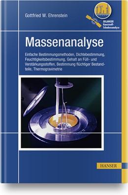 Abbildung von Ehrenstein   Massenanalyse   1. Auflage   2020   beck-shop.de