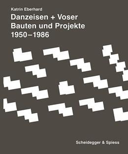 Abbildung von Eberhard | Danzeisen + Voser | 1. Auflage | 2020 | beck-shop.de