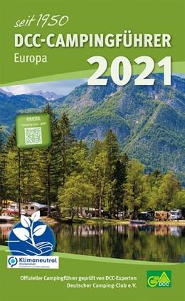 Abbildung von Deutscher Camping Club e. V. | DCC-Campingführer Europa 2021 | 71. Auflage | 2020 | beck-shop.de