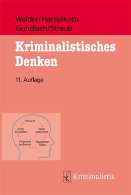 Abbildung von Kriminalistisches Denken | 11. Auflage | 2020 | 41 | beck-shop.de