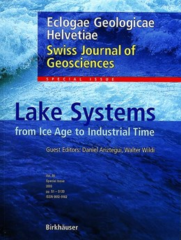 Abbildung von Lake Systems from the Ice Age to Industrial Time | 2003 | 1