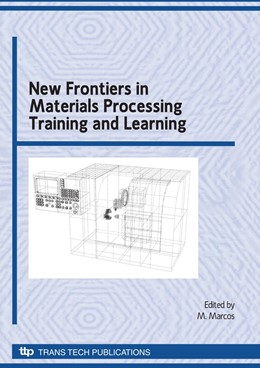 Abbildung von Marcos | New Frontiers in Materials Processing Training and Learning | 2009