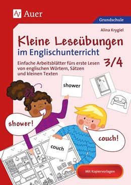 Abbildung von Krygiel | Kleine Leseübungen im Englischunterricht 3/4 | 1. Auflage | 2020 | beck-shop.de