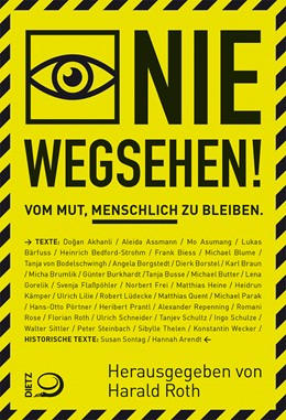Abbildung von Roth   Nie wegsehen   1. Auflage   2020   beck-shop.de