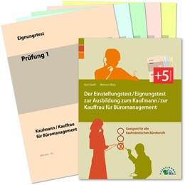Abbildung von Guth / Mery | Der Einstellungstest / Eignungstest zur Ausbildung zum Kaufmann / zur Kauffrau für Büromanagement | 3. Auflage | 2020 | beck-shop.de