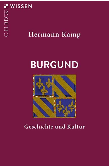 Cover: Hermann Kamp, Burgund