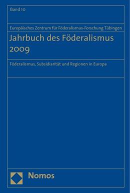 Abbildung von Jahrbuch des Föderalismus 2009 | 2009