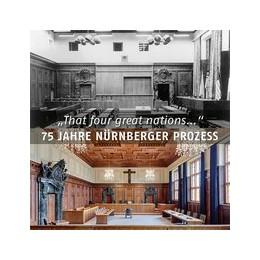 Abbildung von 75 Jahre Nürnberger Prozess | 2020 |