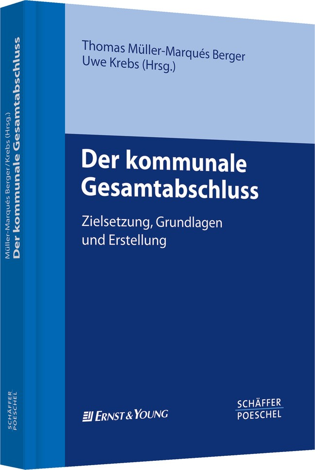 Der kommunale Gesamtabschluss | Müller-Marqués Berger / Krebs, 2010 | Buch (Cover)