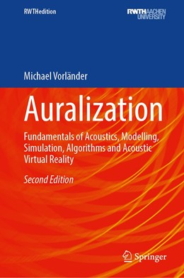 Abbildung von Vorländer | Auralization | 2. Auflage | 2020 | beck-shop.de