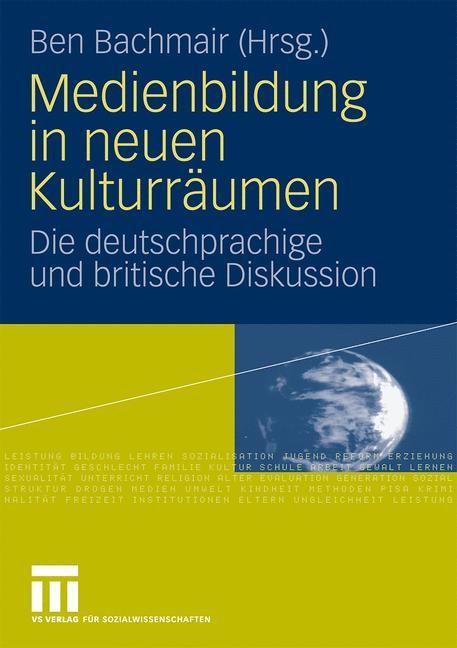 Abbildung von Bachmair | Medienbildung in neuen Kulturräumen | 2009