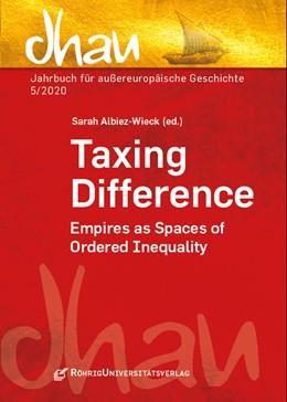 Abbildung von Albiez-Wieck | Taxing Difference | 1. Auflage | 2020 | beck-shop.de