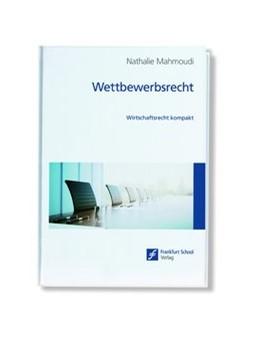 Abbildung von Mahmoudi   Wettbewerbsrecht   1. Auflage   2020   beck-shop.de