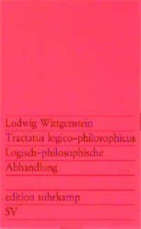 Abbildung von Wittgenstein | Tractatus logico-philosophicus | 1963