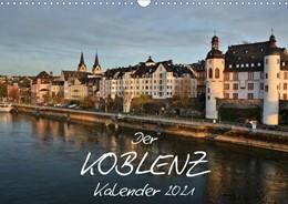 Abbildung von Heußlein | Der Koblenz Kalender (Wandkalender 2021 DIN A3 quer) | 5. Auflage | 2020 | beck-shop.de