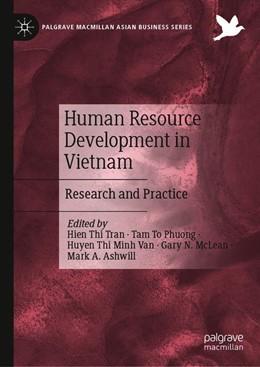 Abbildung von Tran / Phuong | Human Resource Development in Vietnam | 1. Auflage | 2021 | beck-shop.de