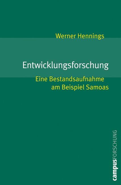 Abbildung von Hennings   Entwicklungsforschung   2009