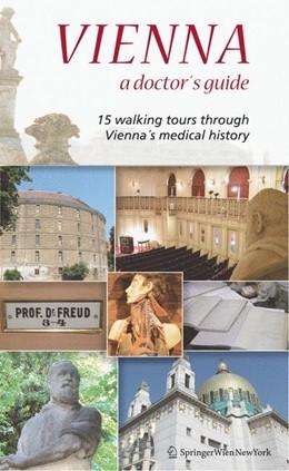 Abbildung von Regal / Nanut | Vienna – A Doctor's Guide | 2007 | 15 walking tours through Vienn...