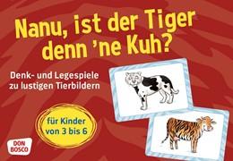 Abbildung von Gully | Nanu, ist der Tiger denn 'ne Kuh? | 1. Auflage | 2020 | beck-shop.de