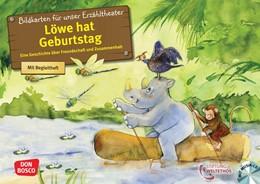 Abbildung von Weltethos / Kuntu | Löwe hat Geburtstag. Kamishibai Bildkartenset. | 1. Auflage | 2020 | beck-shop.de