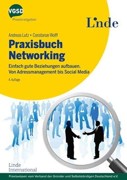 Abbildung von Lutz / Wolff   Praxisbuch Networking   4. Auflage   2021   beck-shop.de
