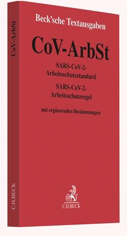 Abbildung von Arbeitsschutzstandard (ArbSchSt) | 2020 | SARS-CoV-2-Arbeitsschutzstanda...