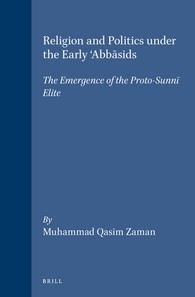 Abbildung von Zaman | Religion and Politics under the Early 'Abbasids | 1997