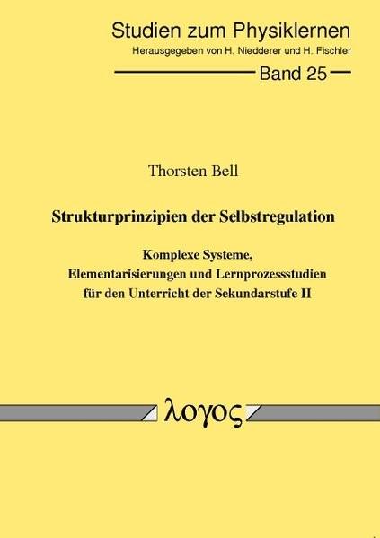 Abbildung von Bell | Strukturprinzipien der Selbstregulation | 2003