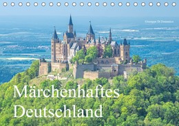 Abbildung von Di Domenico | Märchenhaftes Deutschland (Tischkalender 2021 DIN A5 quer) | 3. Auflage | 2020 | beck-shop.de