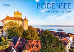 Abbildung von Dieterich | BODENSEE Drei Länder - ein See (Wandkalender 2021 DIN A3 quer) | 2. Auflage | 2020 | beck-shop.de