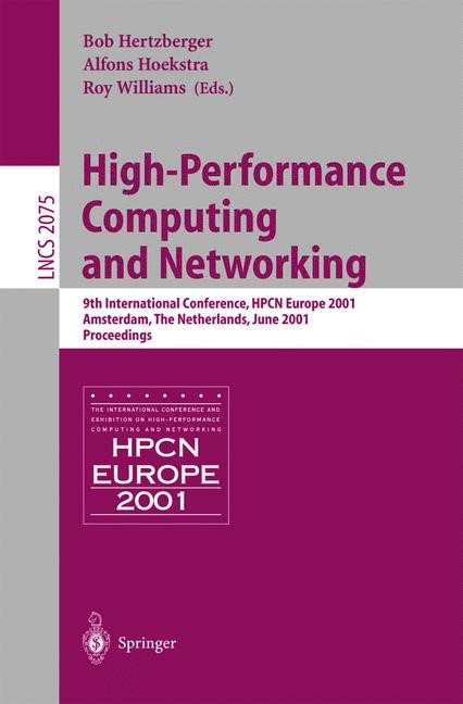 Abbildung von Hertzberger / Hoekstra / Williams | High-Performance Computing and Networking | 2001