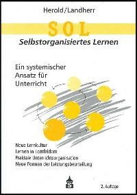 Abbildung von Herold / Landherr   SOL - Selbstorganisiertes Lernen   2003