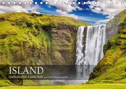 Abbildung von Rosyk | Island - Spektakuläre Landschaft aus Feuer, Wasser und Eis (Tischkalender 2021 DIN A5 quer) | 5. Auflage | 2020 | beck-shop.de