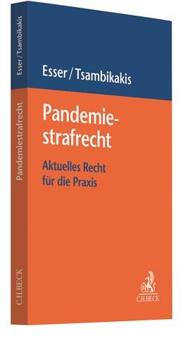 Abbildung von Esser / Tsambikakis | Pandemiestrafrecht | 1. Auflage | 2020 | beck-shop.de