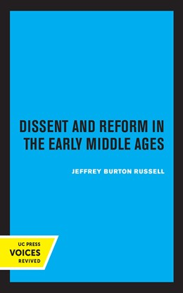 Abbildung von Russell | Dissent and Reform in the Early Middle Ages | 1. Auflage | 2021 | 1 | beck-shop.de