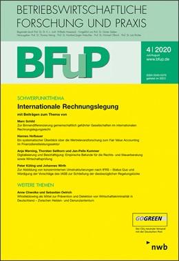 Abbildung von Internationale Rechnungslegung | 1. Auflage | 2020 | beck-shop.de
