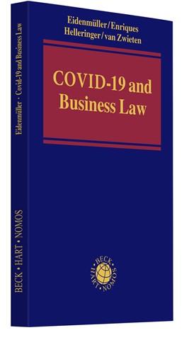 Abbildung von Eidenmüller / Enriques | COVID-19 and Business Law | 1. Auflage | 2020 | beck-shop.de