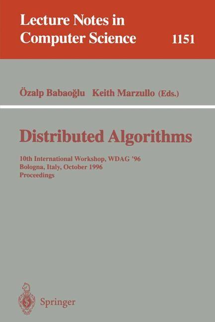 Abbildung von Babaoglu / Marzullo | Distributed Algorithms | 1996