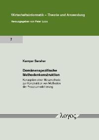 Abbildung von Sarshar | Domänenspezifische Methodenkonstruktion | 2008