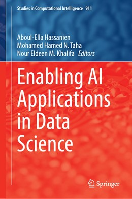Abbildung von Hassanien / Taha | Enabling AI Applications in Data Science | 1. Auflage | 2020 | 911 | beck-shop.de