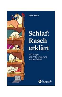 Abbildung von Rasch | Schlaf: Rasch erklärt | 1. Auflage | 2021 | beck-shop.de