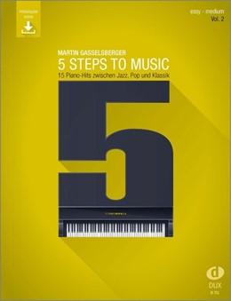 Abbildung von 5 Steps to Music (Vol. 2) | 1. Auflage | 2020 | beck-shop.de