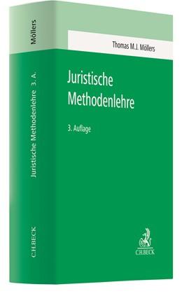 Abbildung von Möllers   Juristische Methodenlehre   3. Auflage   2020   beck-shop.de