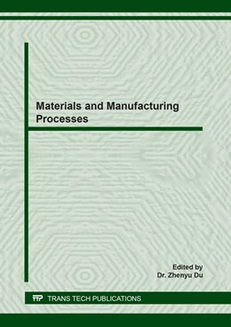 Abbildung von Du | Materials and Manufacturing Processes | 1. Auflage | 2020 | beck-shop.de