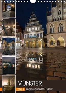 Abbildung von Herzog | Münster - Impressionen bei Nacht (Wandkalender 2021 DIN A4 hoch) | 3. Auflage | 2020 | beck-shop.de