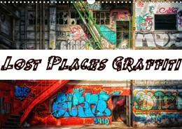 Abbildung von Wallets | Lost Places Graffiti (Wandkalender 2021 DIN A3 quer) | 3. Auflage | 2020 | beck-shop.de